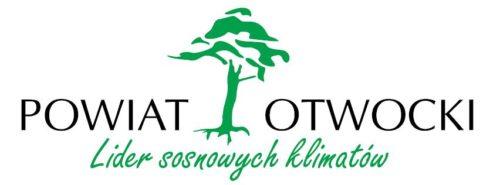Logo Powiat Otwocki Lider Sosnowych Klimatów